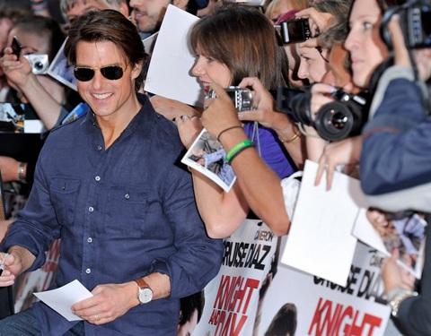 Cameron Diaz và Tom Cruise quảng cáo phim hot tại Anh - 8