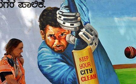 Kho bích hoạ sống động trên đường phố Bangalore - 6
