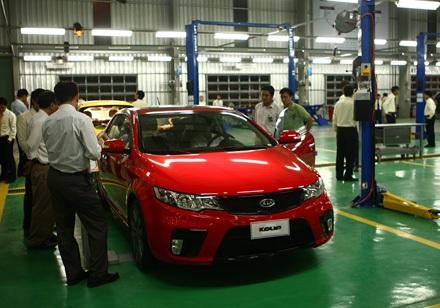 Ra mắt xe Kia Cerato lắp ráp tại Việt Nam - 1