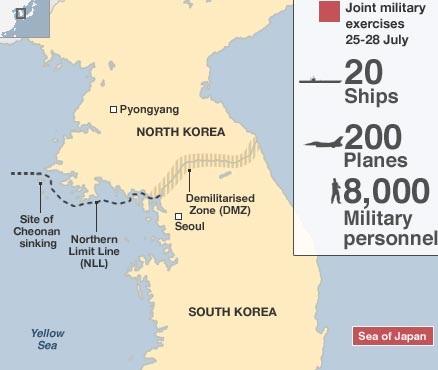 Triều Tiên dọa đáp trả bằng hạt nhân tập trận Mỹ-Hàn - 2