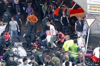 Đức: Giẫm đạp trong lễ hội âm nhạc, 18 người thiệt mạng - 2