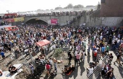 Đức: Giẫm đạp trong lễ hội âm nhạc, 18 người thiệt mạng - 1