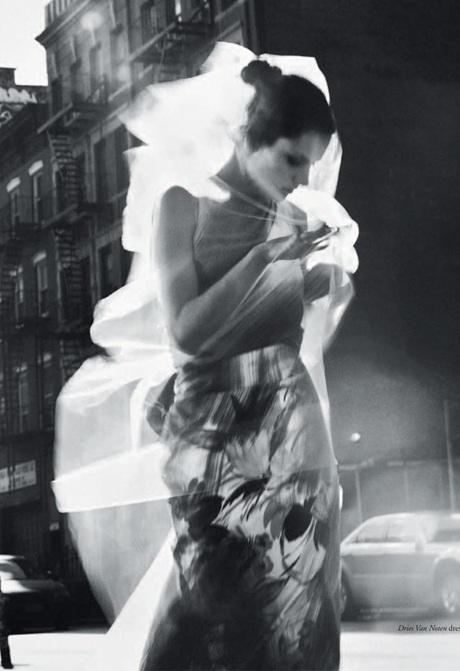 Chùm ảnh đen trắng ấn tượng của Alessandra Ambrosio  - 15