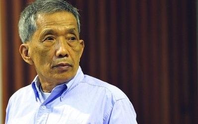 Cựu thủ lĩnh Khmer Đỏ bị tuyên phạt 35 năm tù giam - 1