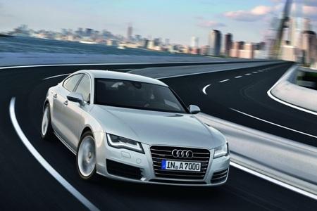 A7 Sportback - Tân binh của Audi - 8