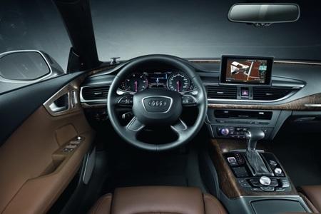 A7 Sportback - Tân binh của Audi - 10