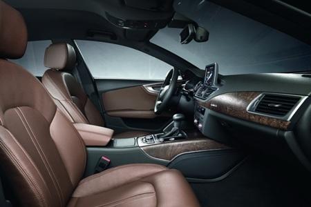 A7 Sportback - Tân binh của Audi - 9