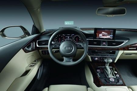 A7 Sportback - Tân binh của Audi - 5