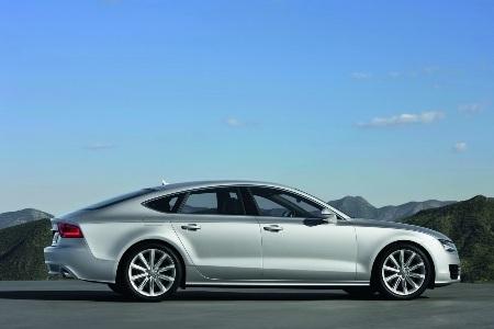 A7 Sportback - Tân binh của Audi - 3