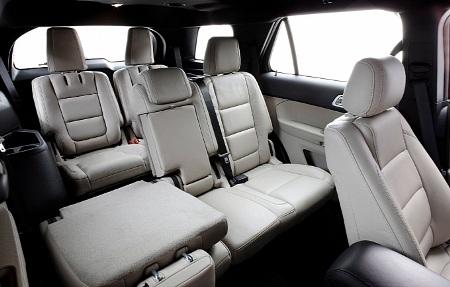 Ford giới thiệu Explorer 2011 - 13