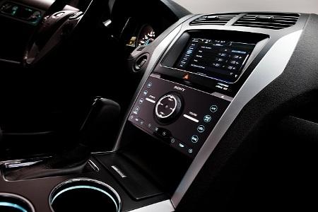 Ford giới thiệu Explorer 2011 - 3