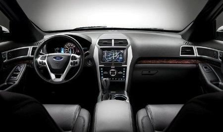 Ford giới thiệu Explorer 2011 - 2