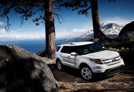 Ford giới thiệu Explorer 2011 - 7