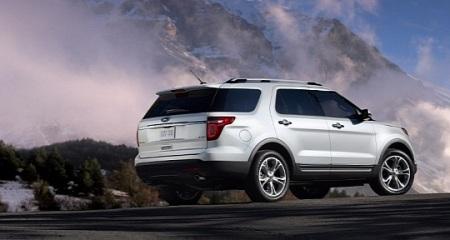 Ford giới thiệu Explorer 2011 - 8
