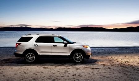 Ford giới thiệu Explorer 2011 - 9