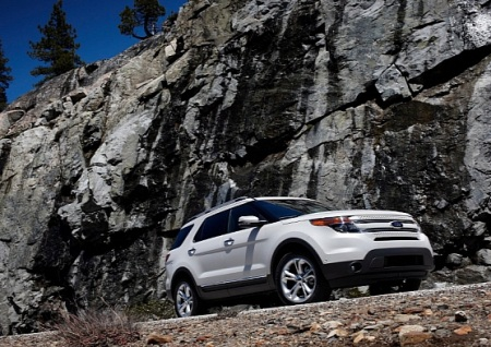 Ford giới thiệu Explorer 2011 - 10