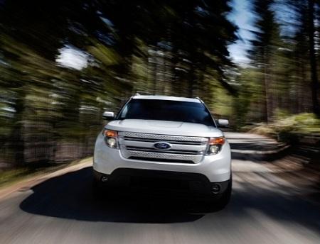 Ford giới thiệu Explorer 2011 - 12