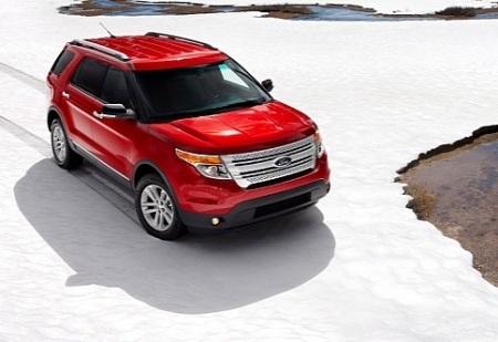 Ford giới thiệu Explorer 2011 - 1