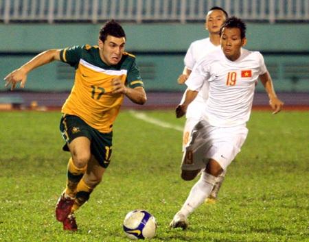 Thua đậm Australia, U19 Việt Nam lỗi hẹn giấc mơ chung kết  - 2