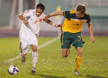 Thua đậm Australia, U19 Việt Nam lỗi hẹn giấc mơ chung kết  - 1