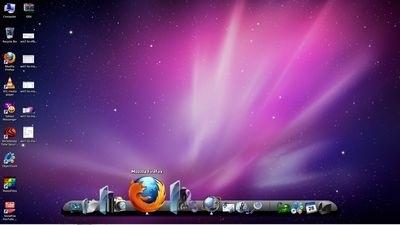 """""""Lột xác"""" Windows 7 thành Mac OS - 5"""