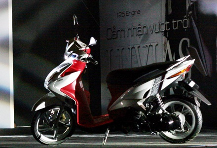 Yamaha Việt Nam ra mắt hai xe mới - 8