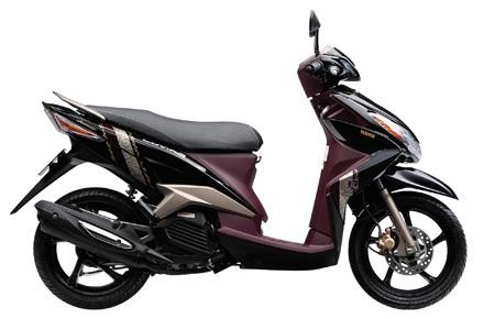 Yamaha Việt Nam ra mắt hai xe mới - 7