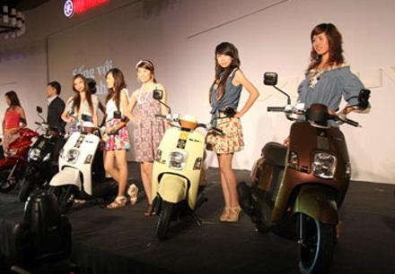 Yamaha Việt Nam ra mắt hai xe mới - 1