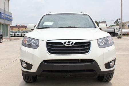 Hyundai Thành Công giới thiệu Santa Fe 5 chỗ - 2