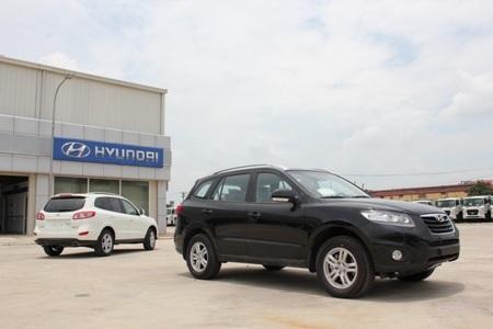 Hyundai Thành Công giới thiệu Santa Fe 5 chỗ - 1