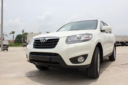 Hyundai Thành Công giới thiệu Santa Fe 5 chỗ - 8