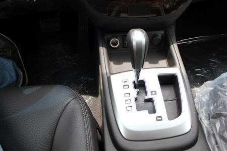 Hyundai Thành Công giới thiệu Santa Fe 5 chỗ - 7