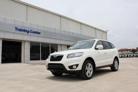 Hyundai Thành Công giới thiệu Santa Fe 5 chỗ - 3