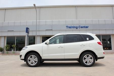Hyundai Thành Công giới thiệu Santa Fe 5 chỗ - 4