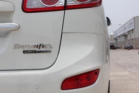 Hyundai Thành Công giới thiệu Santa Fe 5 chỗ - 11