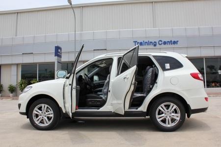 Hyundai Thành Công giới thiệu Santa Fe 5 chỗ - 9