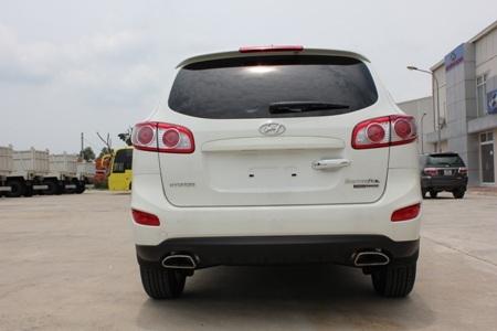 Hyundai Thành Công giới thiệu Santa Fe 5 chỗ - 10