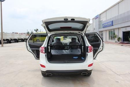 Hyundai Thành Công giới thiệu Santa Fe 5 chỗ - 12