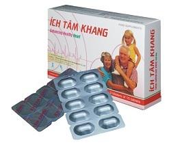 Ích Tâm Khang - Bảo vệ và duy trì một trái tim mạnh khỏe  - 1