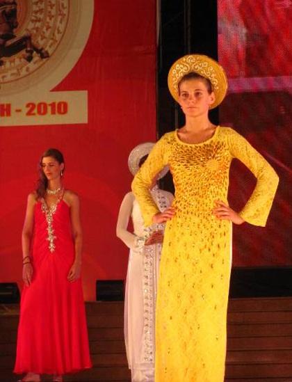 Lộ diện người đẹp võ thuật cổ truyền Việt Nam - 5