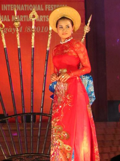 Lộ diện người đẹp võ thuật cổ truyền Việt Nam - 7