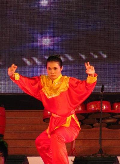 Lộ diện người đẹp võ thuật cổ truyền Việt Nam - 8