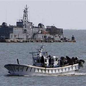 """""""Triều Tiên bắt giữ tàu đánh cá Hàn Quốc"""" - 1"""
