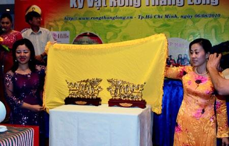 Rồng Thăng Long ra mắt tại TP Hồ Chí Minh - 1
