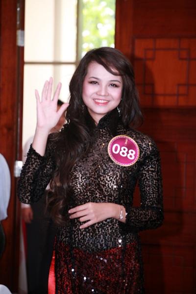 Jennifer Phạm làm MC chung kết Hoa hậu thế giới người Việt - 13