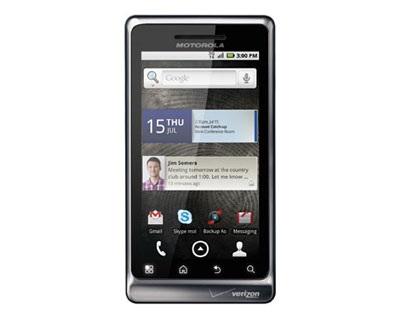 """Motorola Droid 2 """"lên kệ"""" với giá 199 USD - 3"""