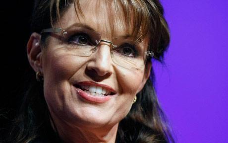Nghị sĩ Mỹ mất ghế vì đùa Sarah Palin chết - 1