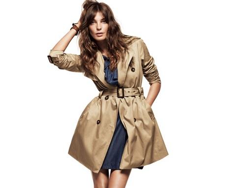 Daria Werbowy: Cá tính trong quảng cáo H&M  - 2