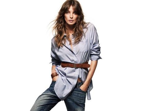 Daria Werbowy: Cá tính trong quảng cáo H&M  - 3