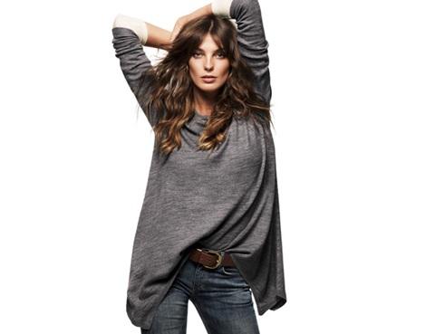 Daria Werbowy: Cá tính trong quảng cáo H&M  - 4